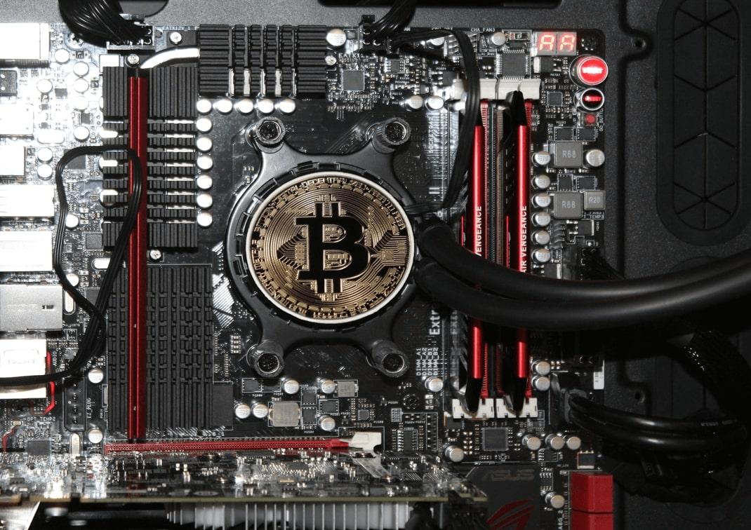 processeur de minage - bitcoin - bitcoins