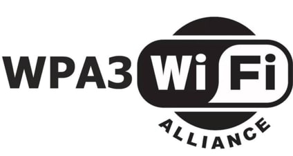Logo de WPA3, Wi-fi